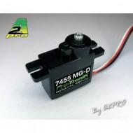 Micro Servo Numérique 7455 MG-D