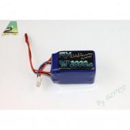Pack Lipo Rx 2000mAh / 7.4V / Bec
