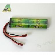 PACK PTR6A 4.8V/AP-800AA